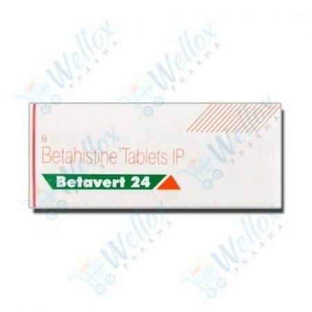 Betavert 24 Mg