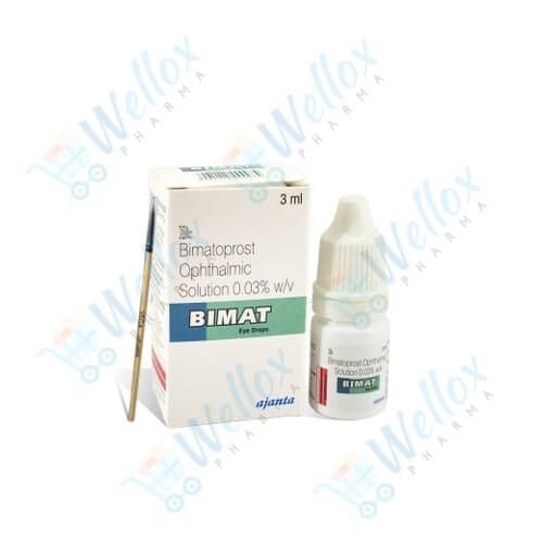 Buy Bimat Eye Drop (With Brush)