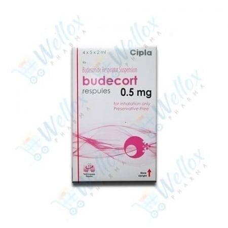 Buy Budecort 0.5 Mg Respules