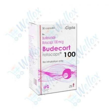 Buy Budecort 100 Mcg Rotacaps
