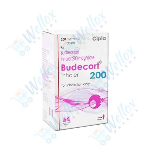 Budecort 200 Mcg Inhaler