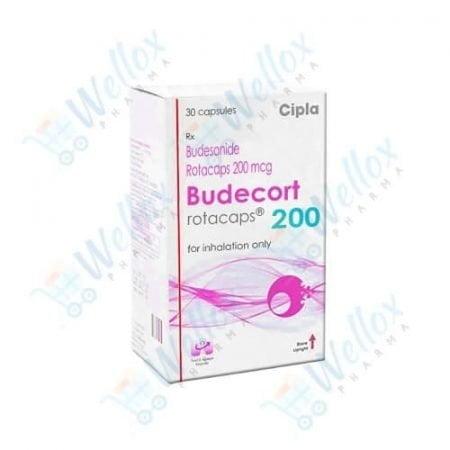 Buy Budecort 200 Mcg Rotacaps