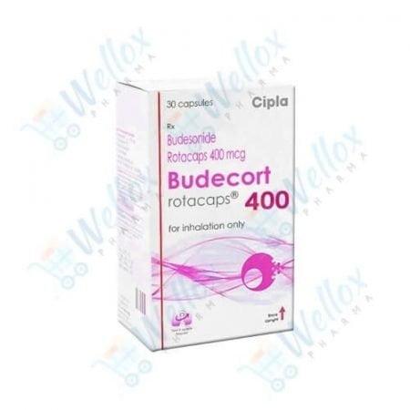Buy Budecort 400 Mcg Rotacaps