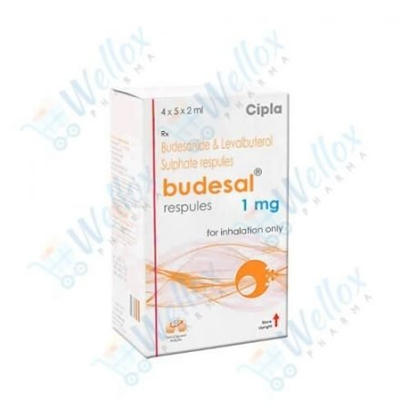 Buy Budesal Respules 1 Mg