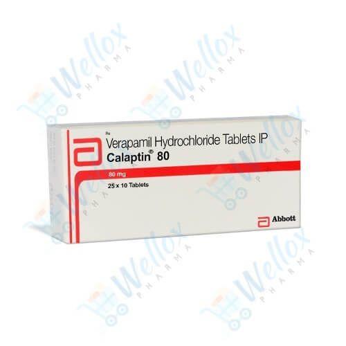 Buy Calaptin 80 Mg