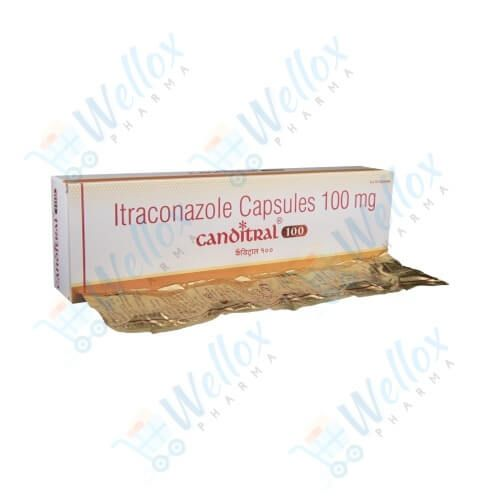 Buy Canditral 100 Mg