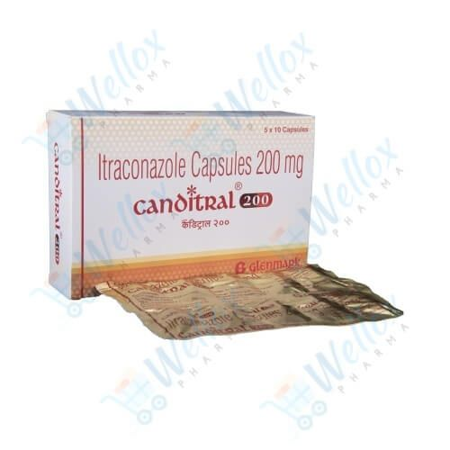 Buy Canditral 200 Mg