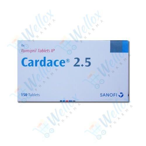 Buy Cardace 2.5 Mg