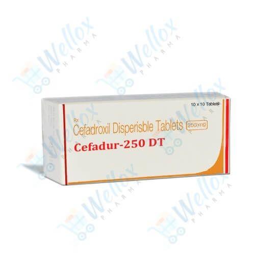 Buy Cefadur 250 Mg