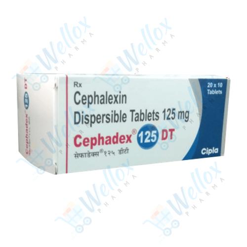 Buy Cephadex Dt 125 Mg