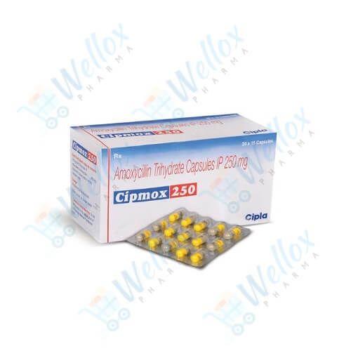 Buy Cipmox 250 Mg
