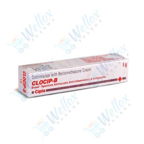 Buy Clocip B Cream