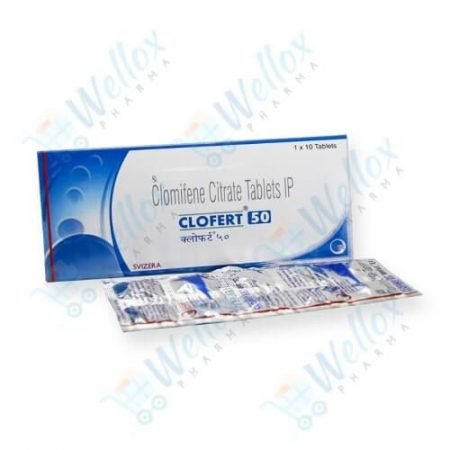 Buy Clofert 50 Mg