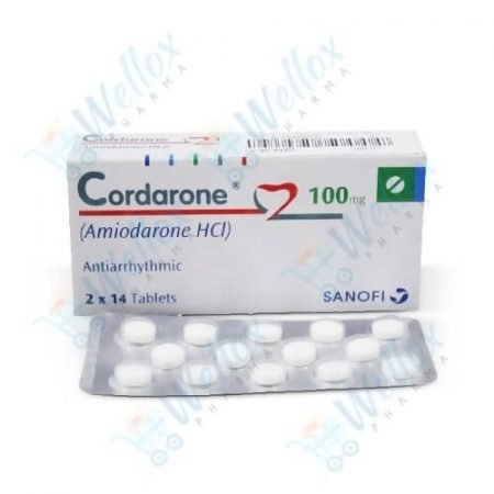 Buy Cordarone 100 Mg
