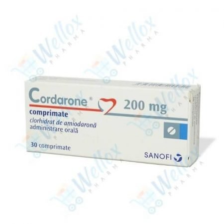 Buy Cordarone 200 Mg