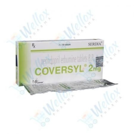 Buy Coversyl 2 Mg