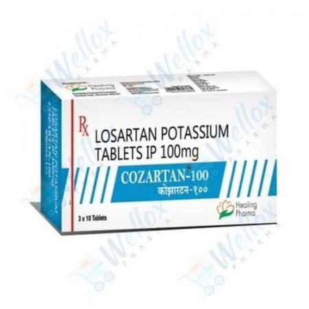 Buy Cozartan 100 Mg