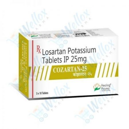 Buy Cozartan 25 Mg