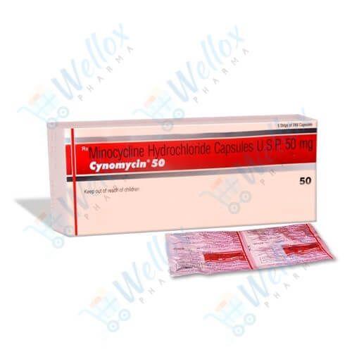 Buy Cynomycin 50 Mg