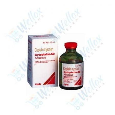 Cytoplatin 50 Mg Injection