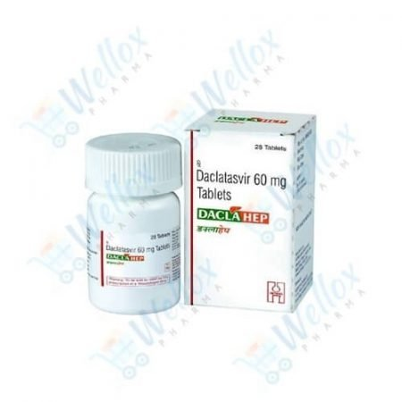 Buy Daclahep 60 Mg