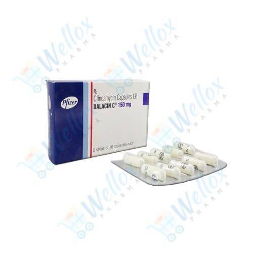 Buy Dalacin C 150 Mg