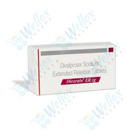 Buy Dicorate ER 1000 Mg
