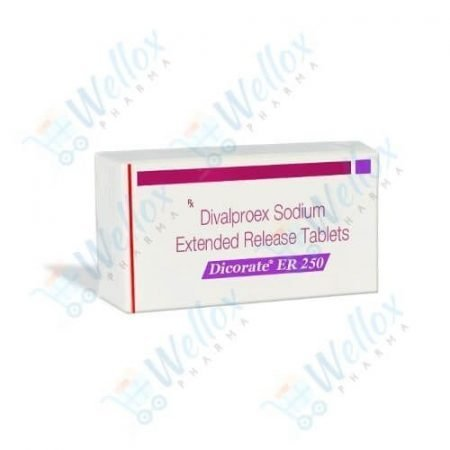 Buy Dicorate ER 250 Mg