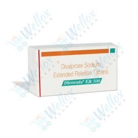 Buy Dicorate ER 500 Mg