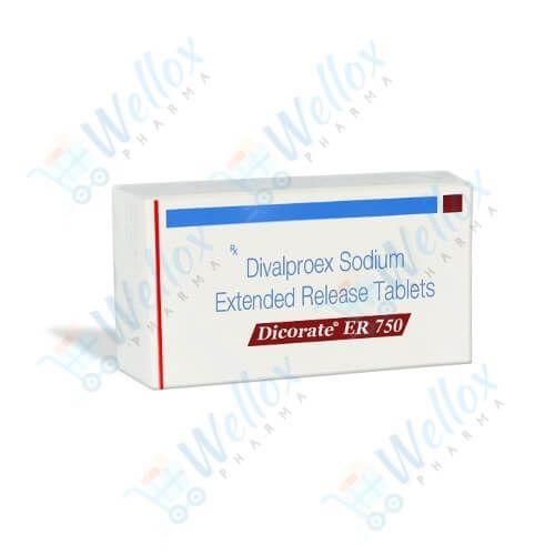 Buy Dicorate ER 750 Mg