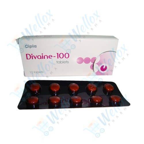 Buy Divaine 100 Mg