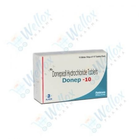 Buy Donep 10 Mg