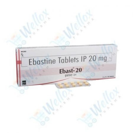 Buy Ebast 20 Mg