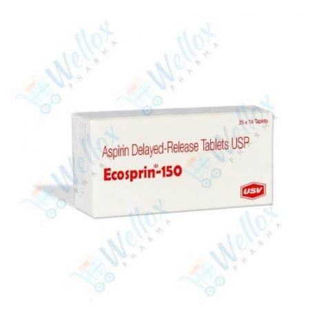 Buy Ecosprin 150 Mg