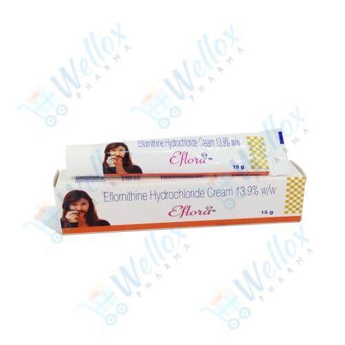 Buy Eflora 13.9% Cream