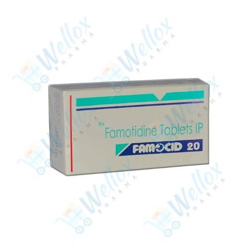 Buy Famocid 20 Mg