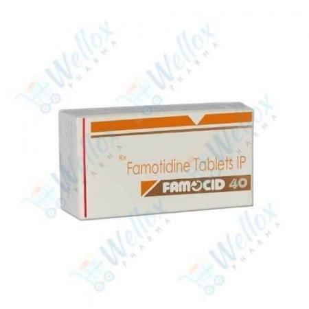 Buy Famocid 40 Mg