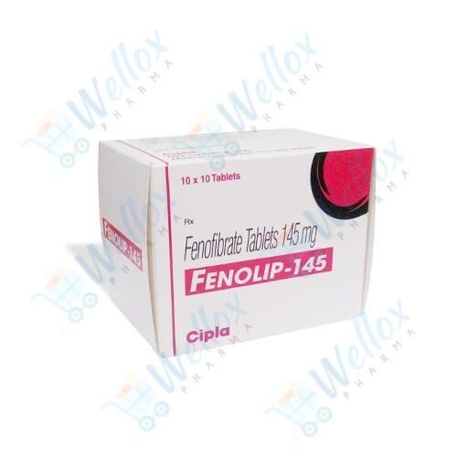 Fenolip 145 Mg