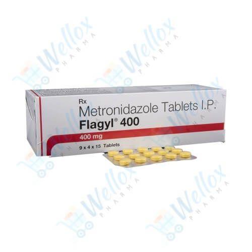 Buy Flagyl 400 Mg