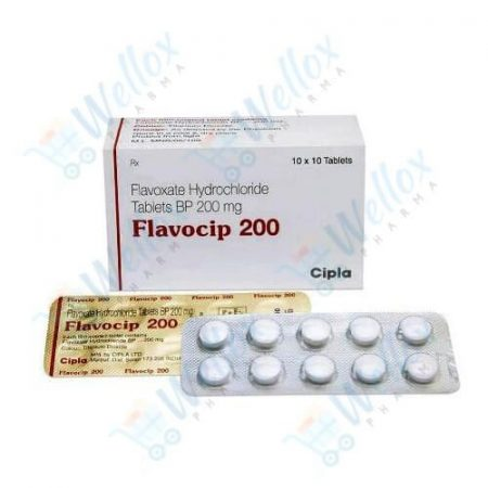 Buy Flavocip 200 Mg