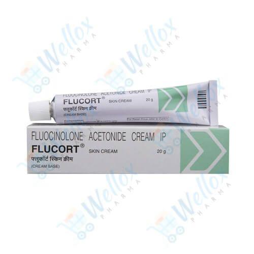 Buy Flucort Skin Cream