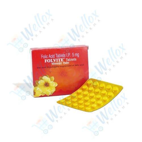 folvite-5-mg