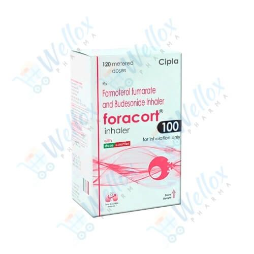 Buy Foracort Inhaler 100