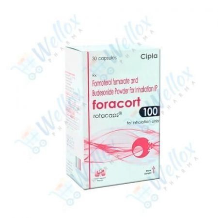 Buy Foracort Rotacaps 100