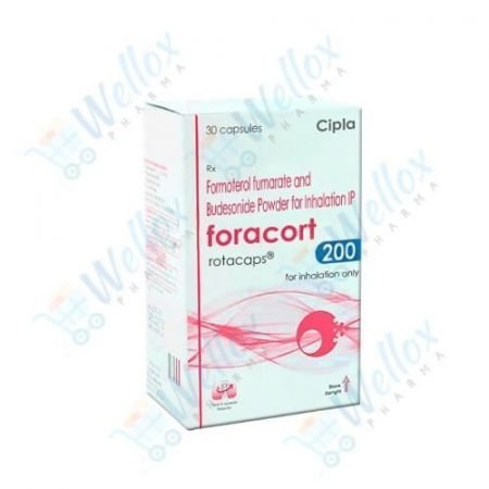 Buy Foracort Rotacaps 200