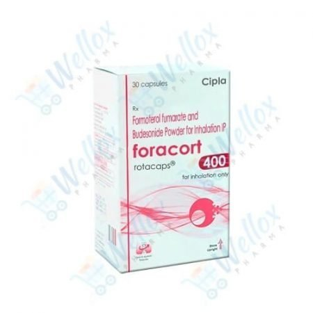 Buy Foracort Rotacaps 400
