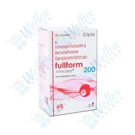 Buy Fullform Rotacaps 200