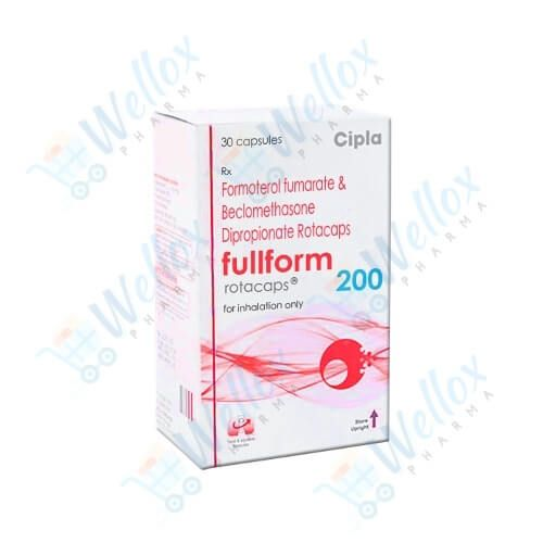 Buy Fullform Rotacaps 200