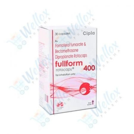 Buy Fullform Rotacaps 400