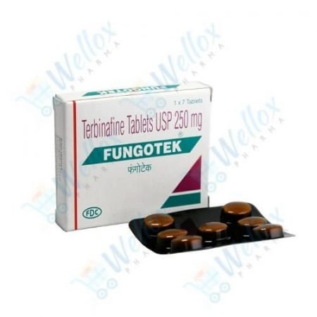 Buy Fungotek 250 Mg